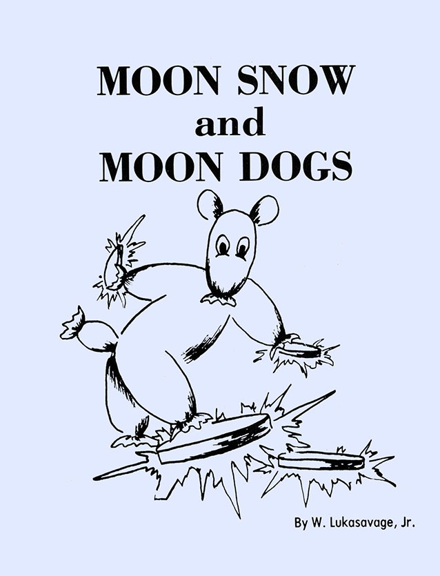 Moon Snow and Moon Dogs