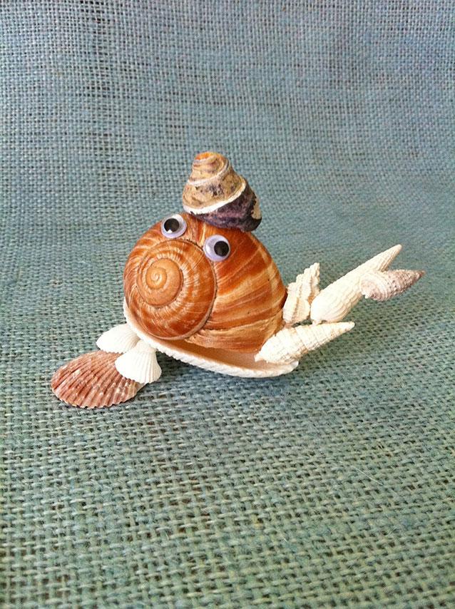 Shell Art II