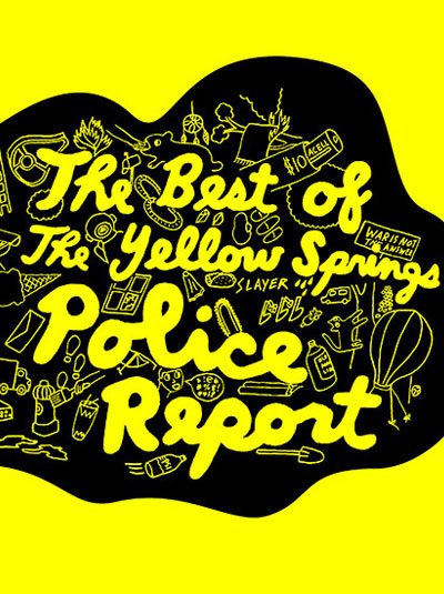 Julia Dzwonkoski and Kye Potter Best of the Police Report