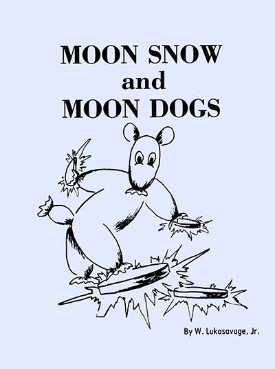 Julia Dzwonkoski and Kye Potter Moon Snow and Moon Dogs