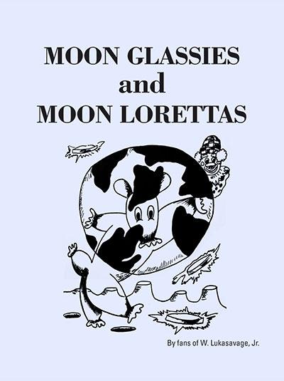 Julia Dzwonkoski and Kye Potter Moon Glassies and Moon Lorettas